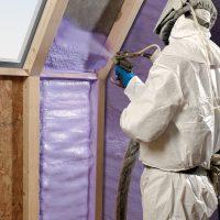 Ocieplanie natryskowe – skuteczna metoda ocieplania domu