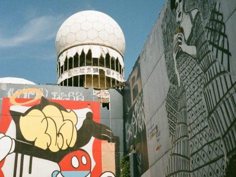 miejski mural