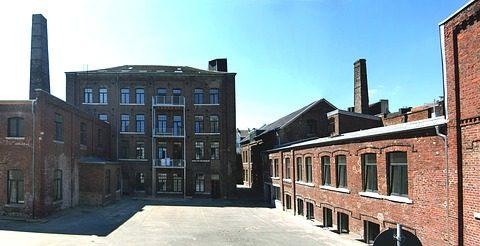 fabryka włókiennicza